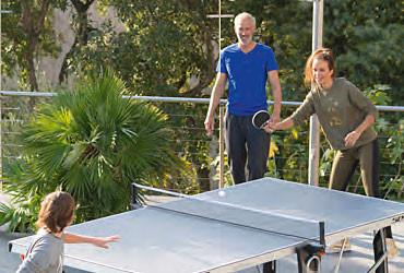 Bester Tischtennistisch