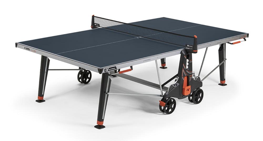 Cornilleau Tischtennistisch 500X Outdoor blau