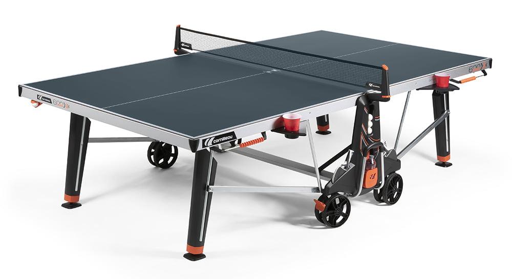 Cornilleau Tischtennistisch 600X Outdoor blau