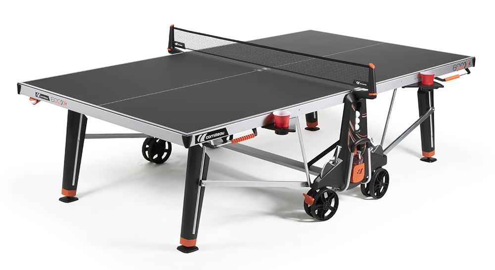 Cornilleau Tischtennistisch 600X Outdoor grau