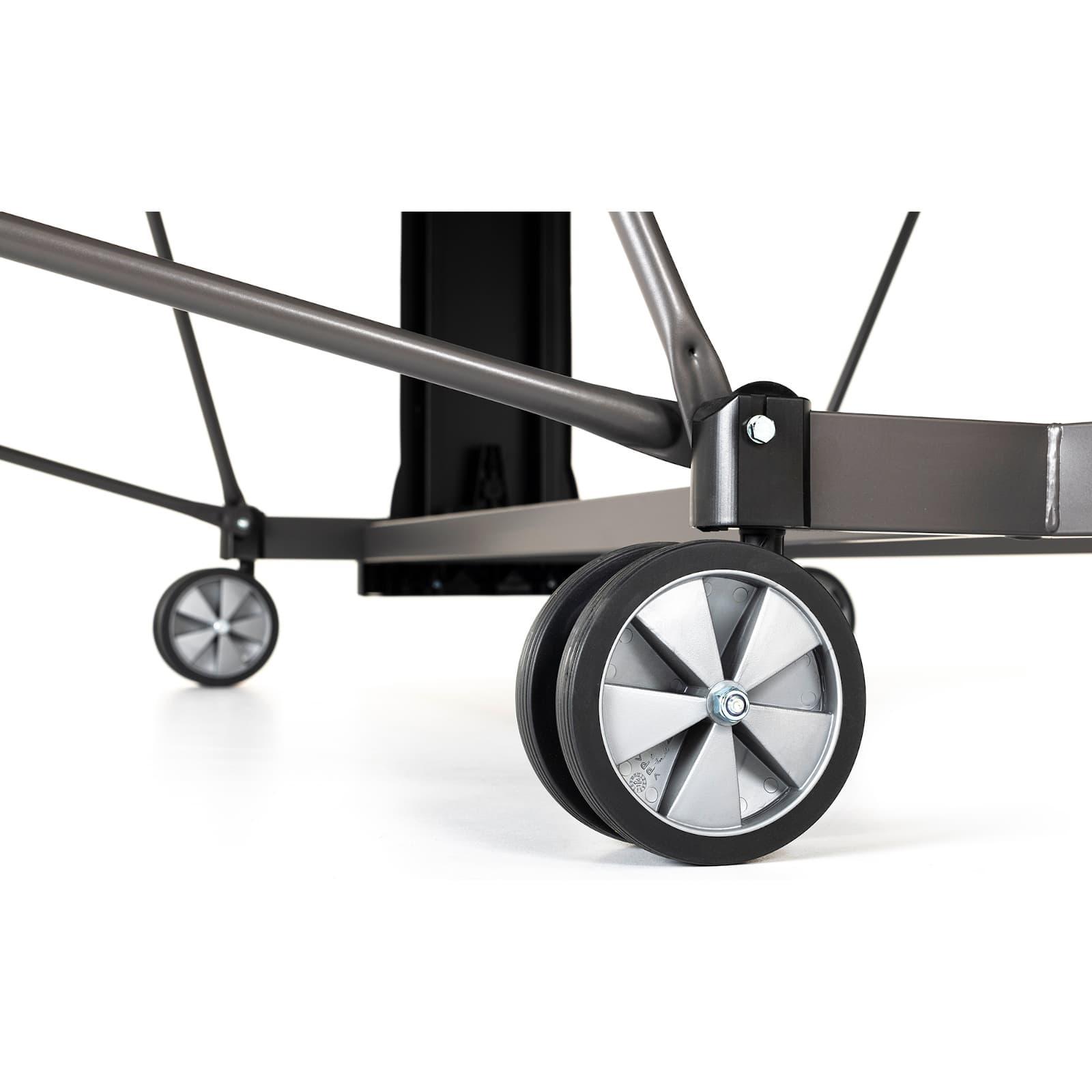 Kettler TT-Tisch Outdoor 5 - Doppelräder