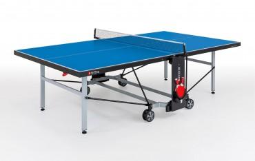 Der Sponeta Tischtennistisch S 5-73 e  ist ein robuster wetterfester Pingpongtisch und bei ambitionierten Tischtennis Spielern beliebt.