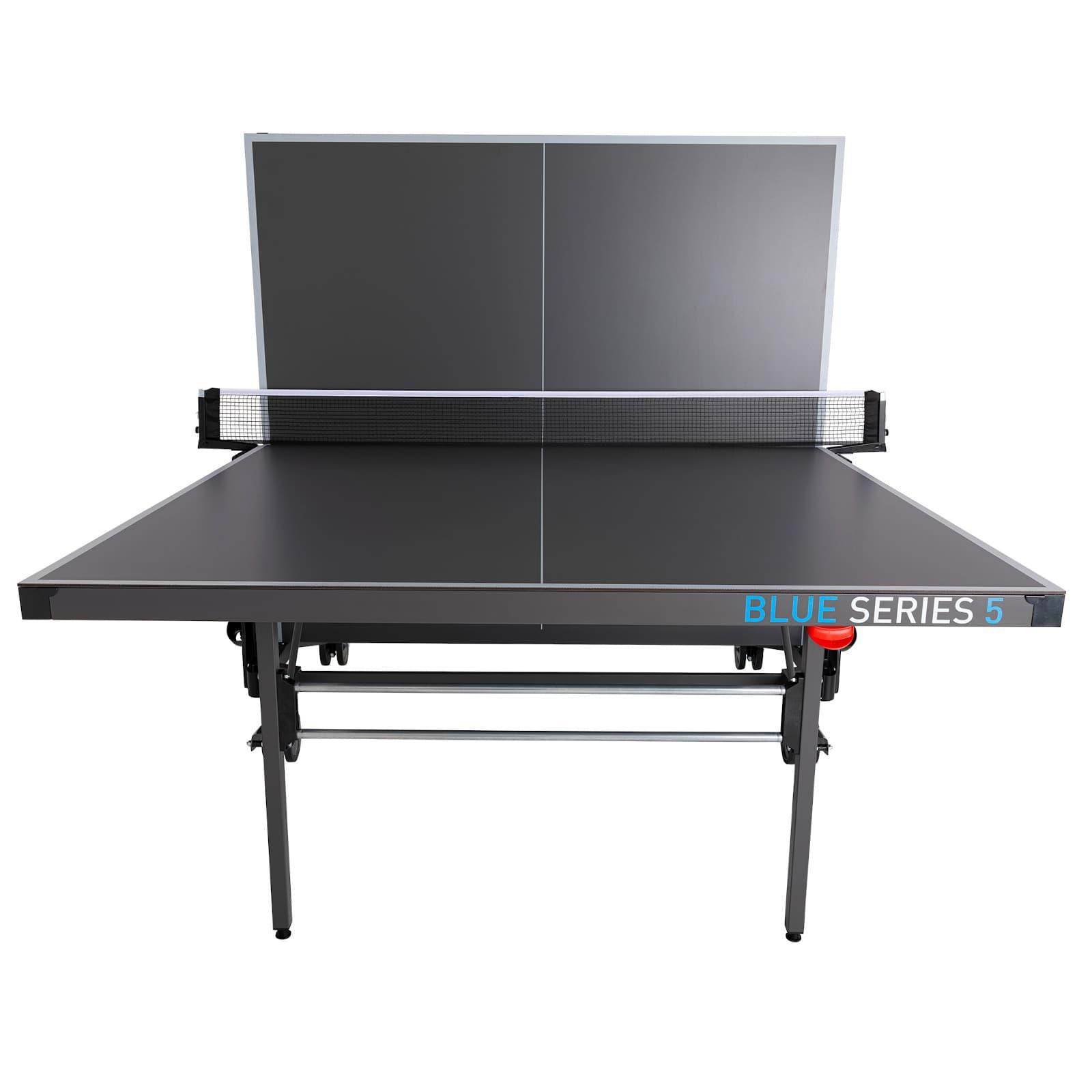 Alleinspielmöglichkeit mit dem Tischtennistisch Kettler Outdoor 5 - Blue Series-